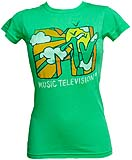 Junk Food Ladies MTV Sun and Clouds T-Shirt from Junk Food