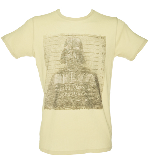 Junk Food Men's Darth Vader Line Up Vintage Crew product image