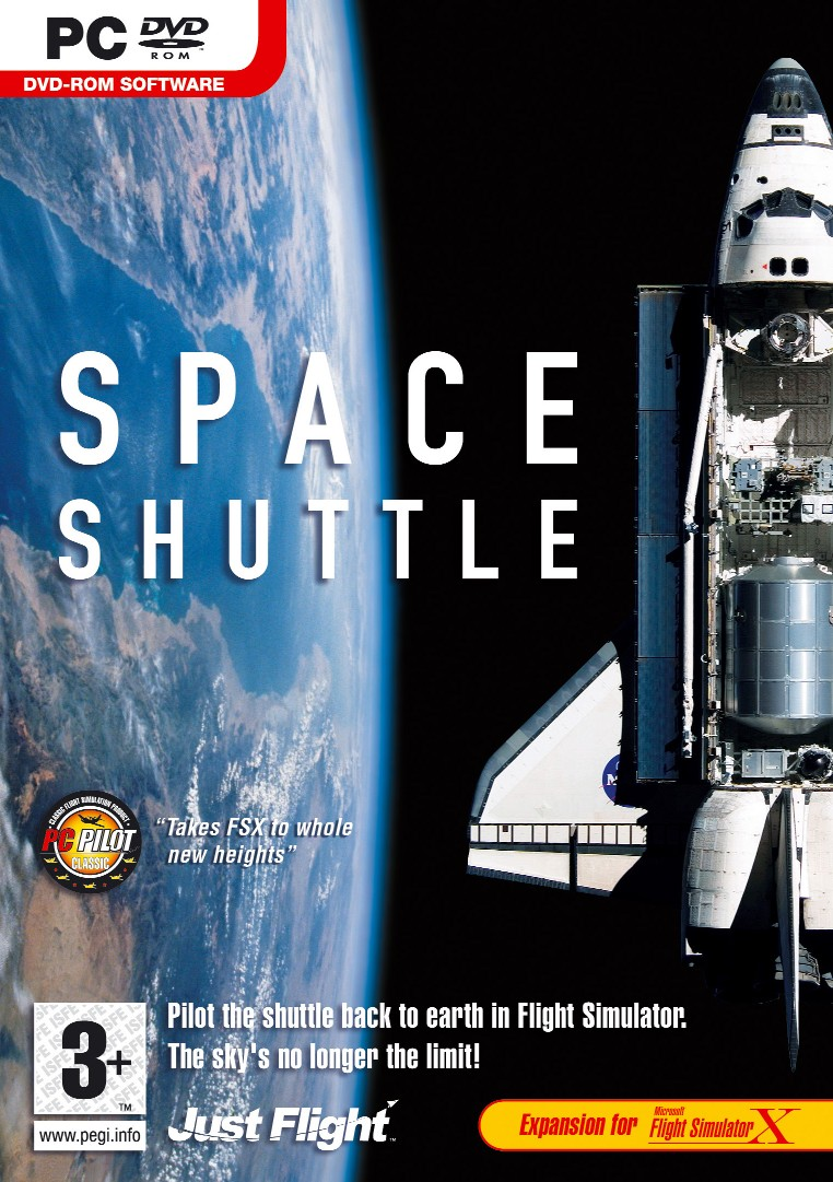 Just Flight Space Shuttle PC