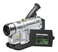 jvc gr sxm47ek camcorder review  compare prices  buy online JVC Compact VHS Camcorder Tapes JVC HD 40X Camcorder