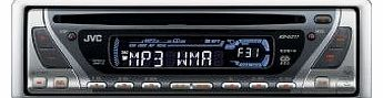 KD-G311 Car Stereo CD/MP3/Radio Tuner Full Face Off Security