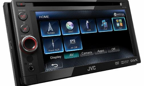 KW-AV51 6.1 inch Touch Screen AV Car Stereo System