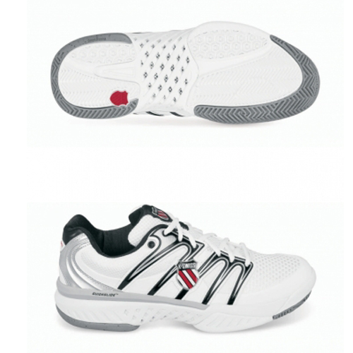 K Swiss Big Shot Ladies Tennis Shoes