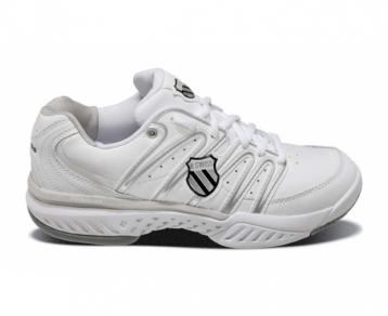 K Swiss Bigshot Leather Tennis Shoes Ladies
