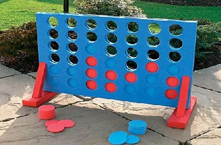 Kingfisher GARDEN GAME, GIANT 4 IN A ROW GA009 By KINGFISHER
