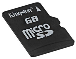 Micro SD - 2GB product image