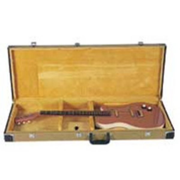kinsman tweed electric guitar case electric guitar review compare prices buy online. Black Bedroom Furniture Sets. Home Design Ideas