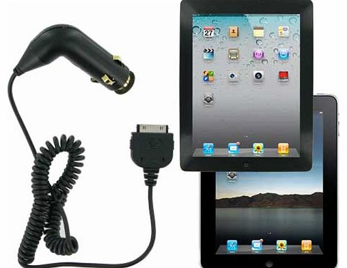 Kit In Car Charger for iPad