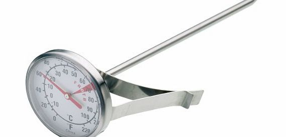 Kitchen Craft Stainless Steel Milk Frothing Thermometer product image