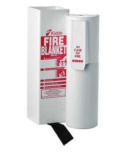 Includes a fire extinguisher and a fire blanket.Manufacturers 2 year guarantee. - CLICK FOR MORE INFORMATION