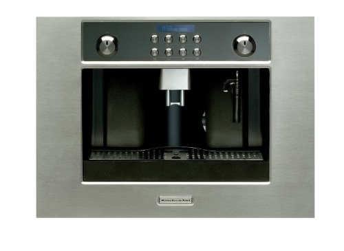 Built In Coffee Maker Reviews : KitchenAid Built-in Coffee Maker - review, compare prices, buy online