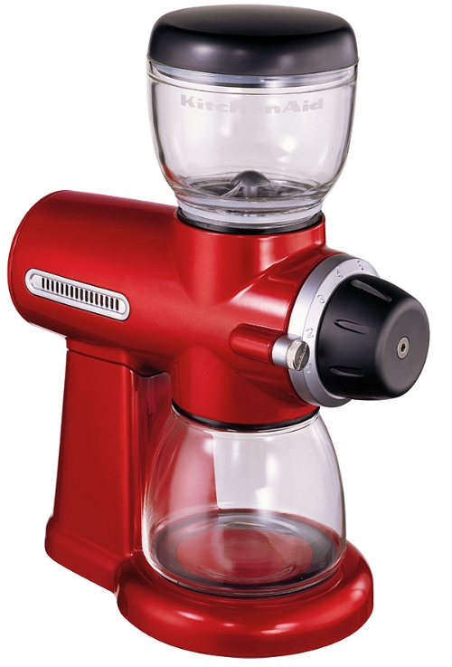 How To Store Kitchen Aid Coffee Grinder