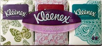 Kleenex, 2041[^]10087262 Pockets Pack Disposable Single Pack 18g