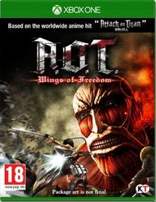 Koei Ltd, 1559[^]41042 A.O.T Wings of Freedom on Xbox One