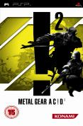 KONAMI Metal Gear Acid 2 PSP