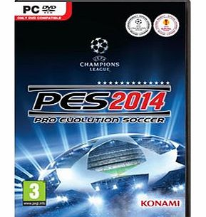Konami PES 2014 on PC