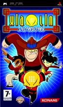KONAMI Xiaolin Showdown PSP