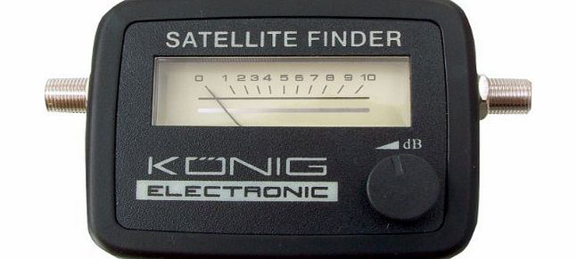 Konig Electronic Satellite Finder product image