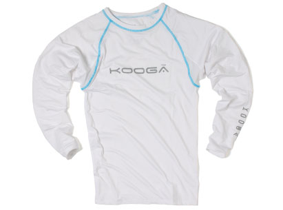 Kooga  Kooga Power Kids Baselayer Cold LS T-Shirt White product image