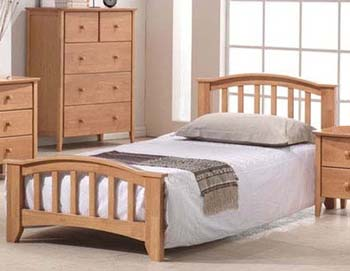 Single Sleeping Bed Design : Kozee Sleep Joseph Elle Single Bed Bedstead - review, compare prices ...