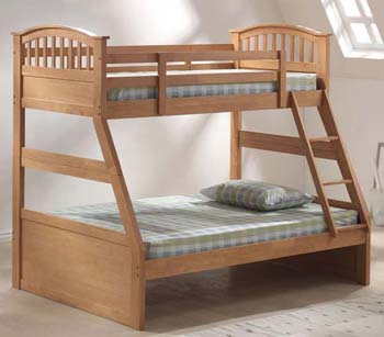 Kozee Sleep Joseph Three Sleeper Bunk Bed Review