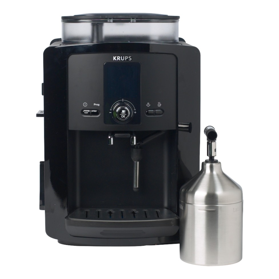 krups ea8080 coffee maker review compare prices buy online. Black Bedroom Furniture Sets. Home Design Ideas