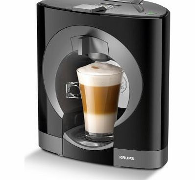 krups nescafe dolce gusto oblo coffee capsule machine by krups black review compare prices. Black Bedroom Furniture Sets. Home Design Ideas