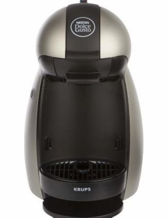 krups nescafe dolce gusto piccolo titanium multi beverage. Black Bedroom Furniture Sets. Home Design Ideas