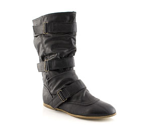 Krush Triple Buckle Boot