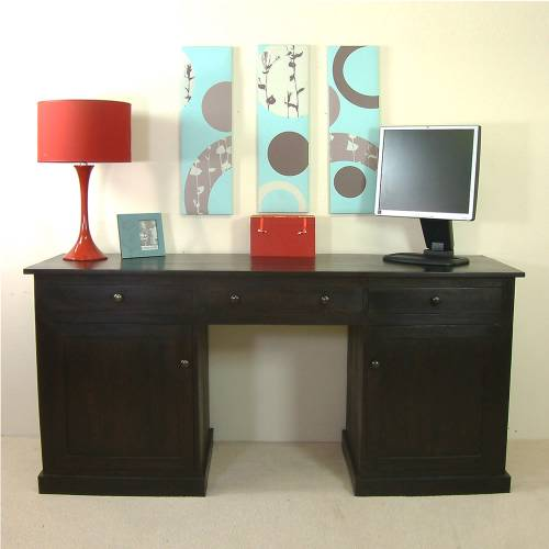 Kudos Home Office Furniture Kudos Twin Pedestal Computer Desk Large Review Compare Prices