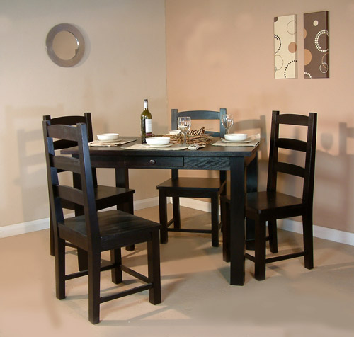 Kudos dining tables for Small 4 seater dining table