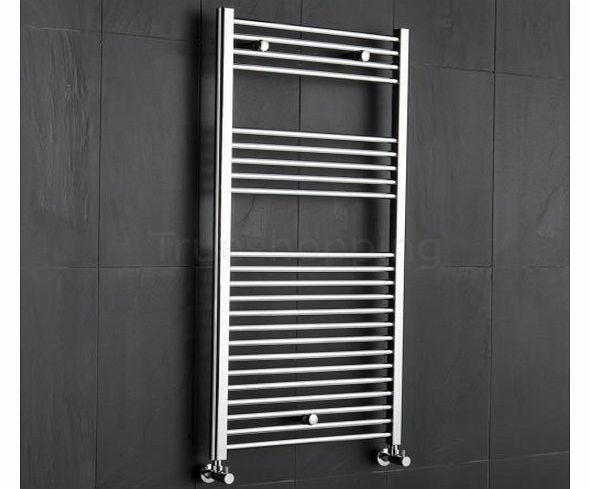 Chrome Bathroom Towel Radiators: Kudox Towel Radiators