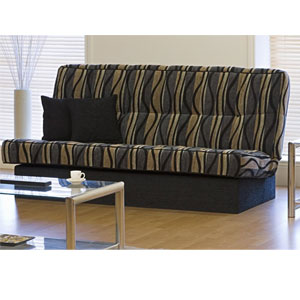 Kyoto Chicago 4FT 6 Double Sofa Bed review pare prices online