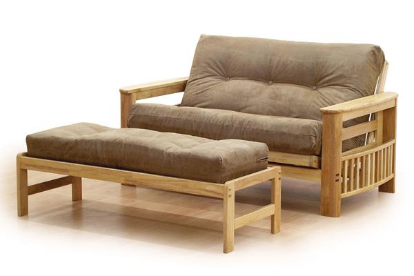 Wood Love Seats