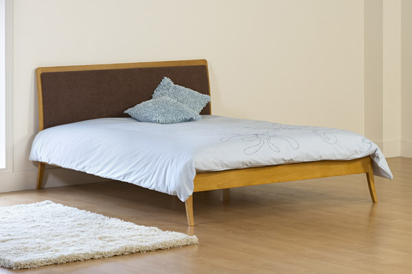 Kyoto futon king size beds for Nice bed frames