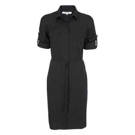 L.K. Bennett Leona Dress Colour Black