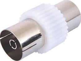 Labgear, 1228[^]13881 Coaxial Cable Coupler Female Pack of 10 13881