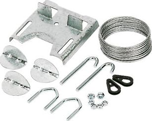 Labgear, 1228[^]61199 TV Aerial Chimney Fixing Kit 61199