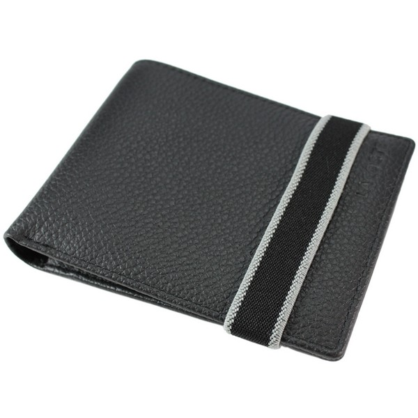 Lacoste Black Large Downtown Billfold Wallet by product image