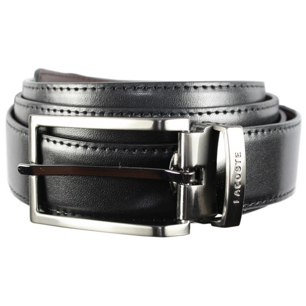 Reversible Leather Trouser Belt By Lacoste 010613