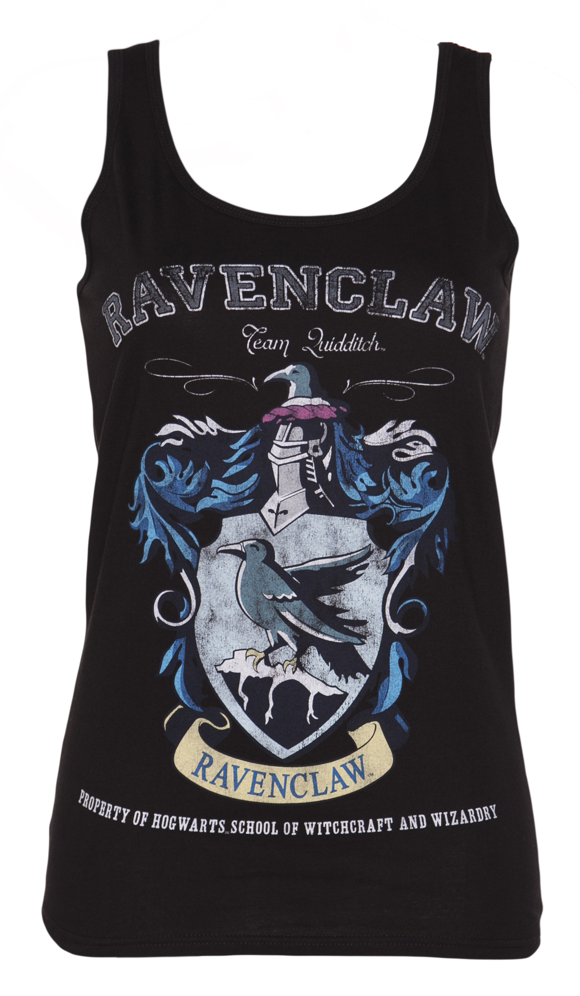 Ladies Black Harry Potter Ravenclaw Team product image
