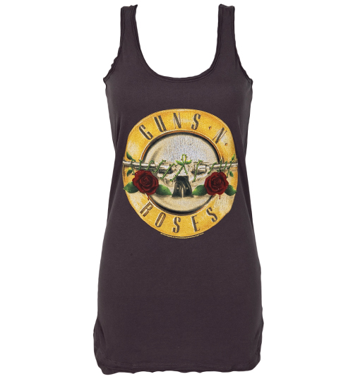 Guns N Roses Drum Vest from Amplified