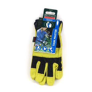 Task Master Glove - Green and Black One