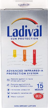 Ladival, 2102[^]0106596 Sun Protection Lotion SPF15