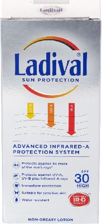 Ladival, 2102[^]0106597 Sun Protection Lotion SPF30