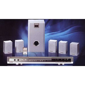 DVD Home Cinema System - CLICK FOR MORE INFORMATION
