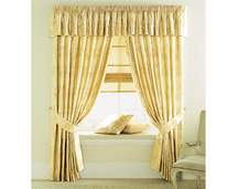 provence lined curtains