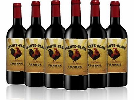 Laithwaites Wine French Red Wine - Chante-Clair (Case of 6) product image