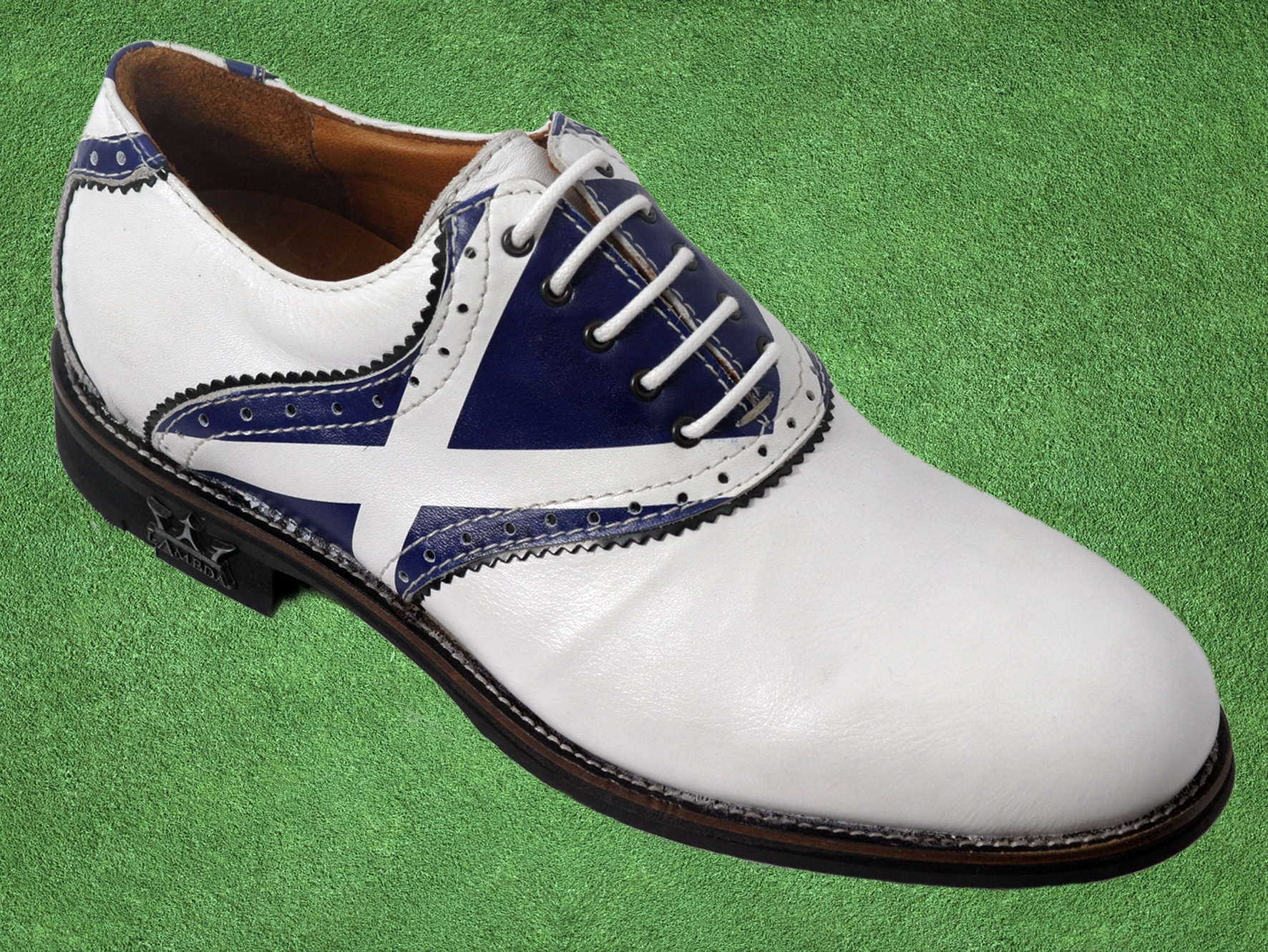 Lambda Golf Imperia Scotland Golf Shoe