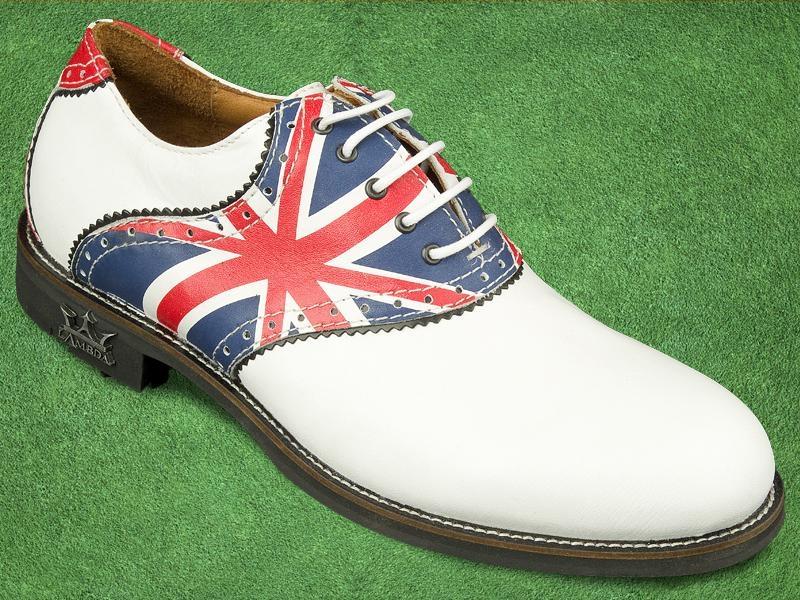 Lambda Golf Shoe Review